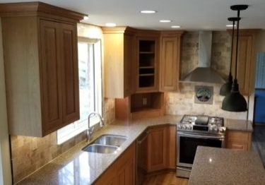 Northern Kentucky kitchen remodel